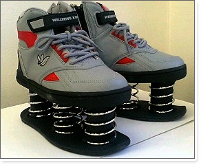 Crappy Basketball Shoes