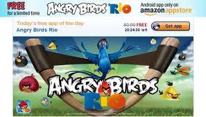 6 Descargar Angry Birds Rio para Android