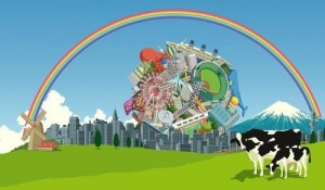 katamari damacy PS Vita 300x175 Katamari Damacy vuelve de la mano de PS Vita