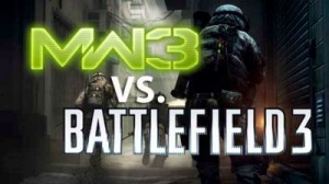 Battlefield 3 vs Modern Warfare 3 Pre E3 2011 video 300x168 DICE aseguró que Battlefield 3 ofrecerá mucho más que Call of Duty