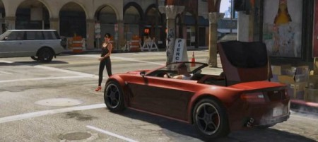 GTA V trailer 450x201 Amazon desvela una posible versión de GTA V para PC