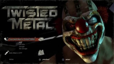 Twisted Metal PS3 450x253 Twisted Metal llegará a Europa el 17 de febrero