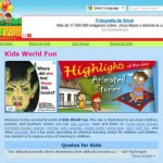 Kids World Fun 150x150 Kids World Fun, entretenimiento didctico para nios online