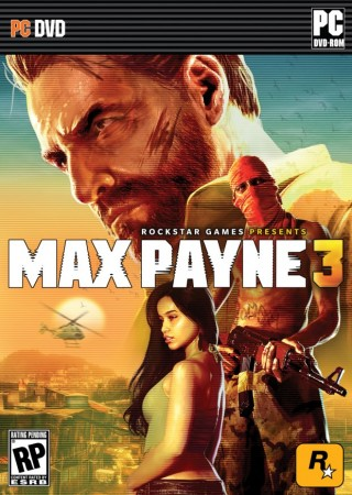 Max Payne 3 para pc 320x450 Requisitos de Max Payne 3 para PC