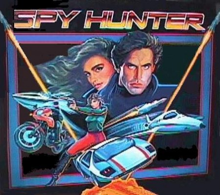 Spy Hunter 450x399 Spy Hunter regresa a PS Vita y Nintendo 3DS