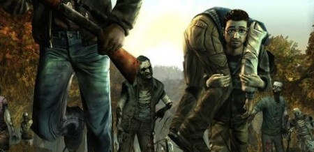 The Walking Dead 450x218 The Walking Dead Episodio 2 será lanzado a finales de Junio