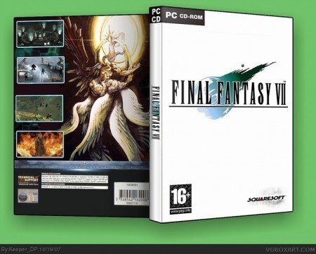 Final Fantasy Noticias 450x361 Final Fantasy VII volverá a lanzarse para PC