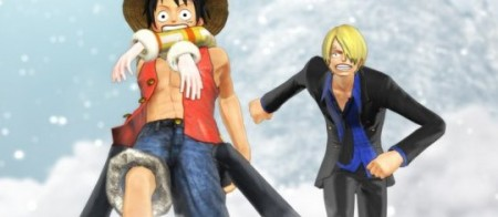 One Piece 450x196 One Piece: Pirate Warriors confirma su fecha de lanzamiento