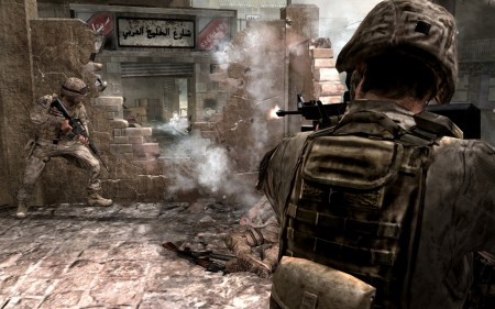 Call of Duty: Modern Warfare 4 podría estar siendo desarrollado por Neversoft