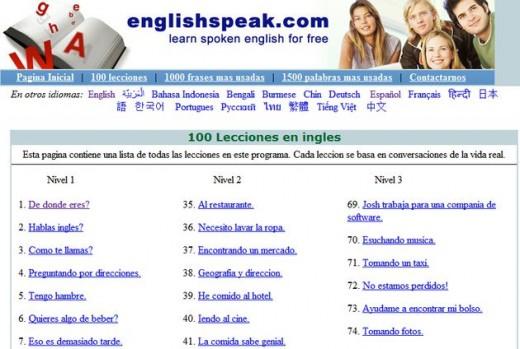 Englishspeak