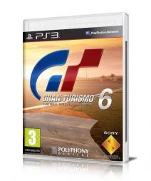 Gran Turismo 6.