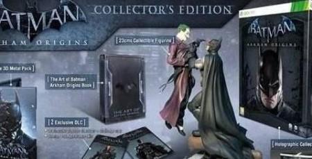 Batman edición coleccionista