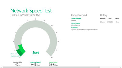 network-speed-test