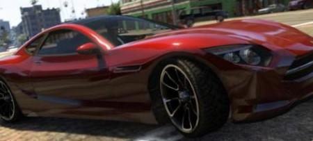 Autos GTA V