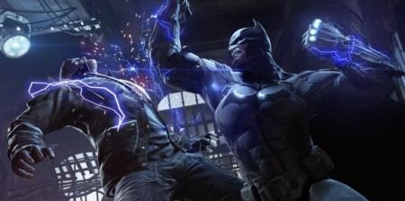 Batman Origins errores