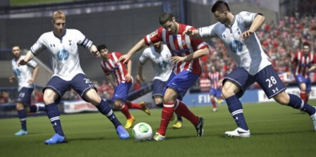 FIFA 14 actualización