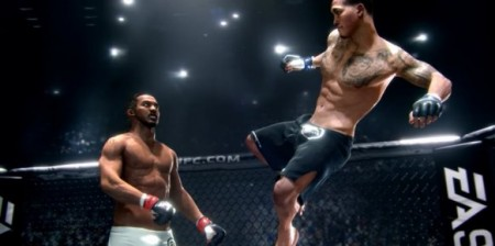 UFC para PS4 y Xbox One
