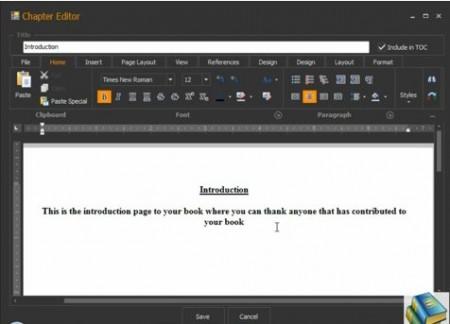 DIYwrite Book Creator