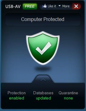 USB-AV Antivirus Free
