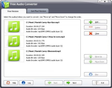 Free Audio Converter 2014