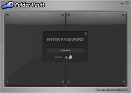 Folder Vault