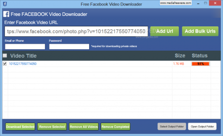 Free Facebook Video Downloader