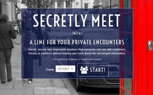 SecretlyMeet