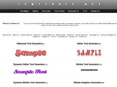 TextSpace