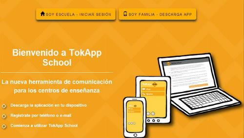 TokAppSchool