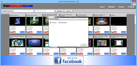 Video Download Machine