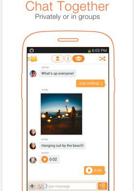 MeowChat - Chat para Android