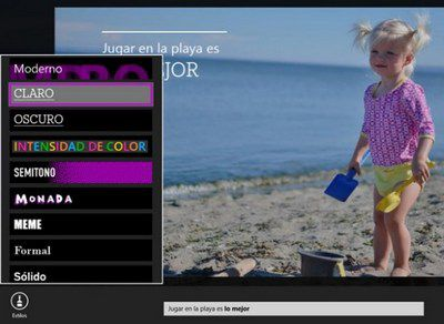 Momentos Especiales para Windows 8