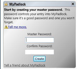 MyPadLock