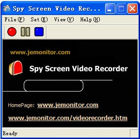 Spy Screen Video Recorder