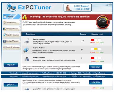 EzPcTuner Optimizer