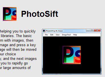 Photosift