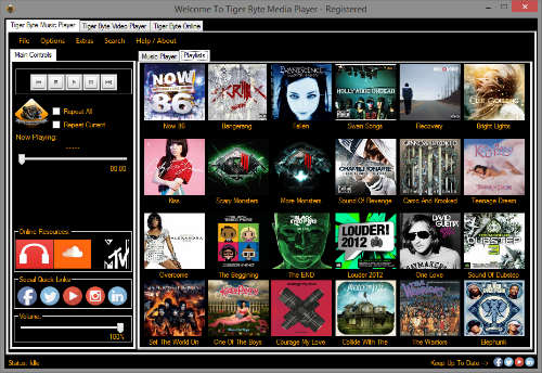 Tiger Byte Media Player
