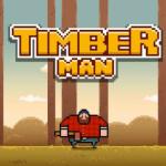 Timberman juego